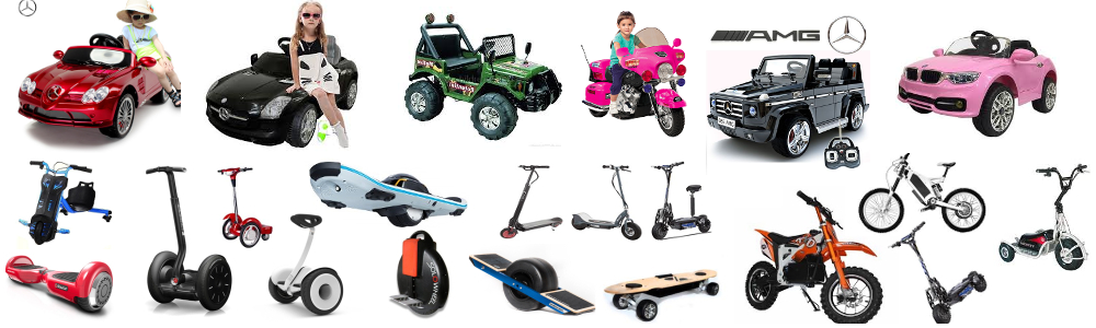 ¿Dónde reparar coches infantiles tele dirigidos con control parental? Coches Ride on Car RC